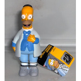 Simpsons Homero Cantante De Opera Figura 20 Aniversario Mn4