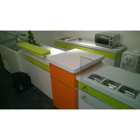 Muebles para crepas en distrito federal en mercado libre for Precios de muebles para cafeteria
