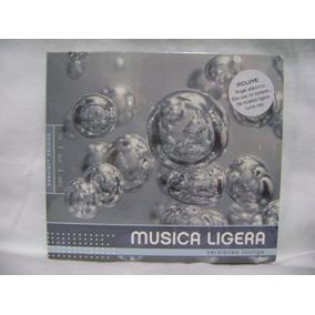 Musica Ligera Versiones Lounge Cd Nuevo Sellado