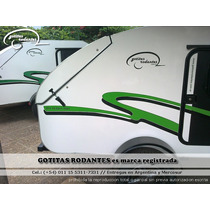 Casa Mini Rodante Gotita Rodante Eco Con Cocina Financiada