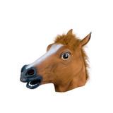 Mascara Disfraz Cabeza De Caballo