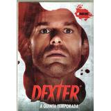Dvd Dexter 5temporada Completa -original