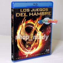 Los Juegos Del Hambre / The Hunger Games Blu-ray
