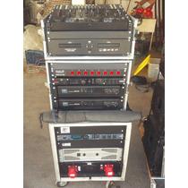Sonido Miniteca American Audio Shure Akg Vesitians Chauvet