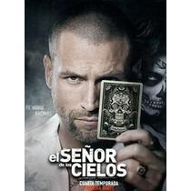 El Señor De Los Cielos 4 Vol. 1 Serie Dvd