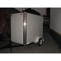 Remolque Cerrado Pintro Motos Camiones Camionetas Ver 17