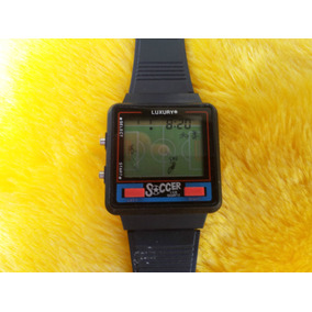 Reloj De Pulsera Luxury Soccer
