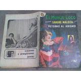 Comic El Monje Loco De Edit.novaro 1969 Mm9