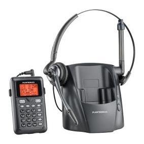 Teléfono Inalámbrico Con Diadema Plantronics Ct14 1.9ghz Dec
