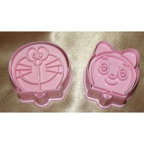 Cortadores Con Figura De Personajes De Hello Kitty
