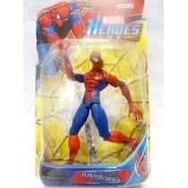 Boneco Marvel Homem Aranha Articulado