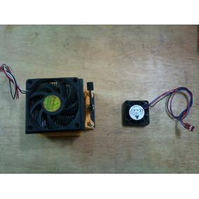 Cooler Amd Am2 Am2+ Am3 Com Base Da Placa Mãe + Cooler 40x40