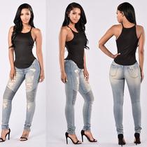 Calças Jeans Skinny Lançamento Exclusivo 2017 !