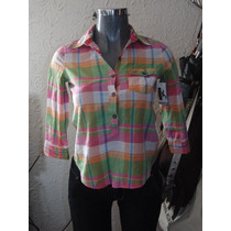 Blusas Hollister Co. Xs Camisa Nueva Orig. Jeans,sudaderas