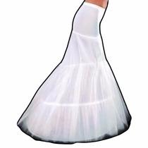 Anagua Saiote Para Vestido De Noiva Semi Sereia