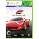 Forza 4 Essentials Edition Xbox Nuevo Sellado