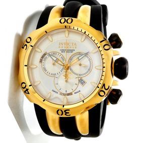 Relógio Invicta Venom Reserve 10834 Dourado Sedex Grátis