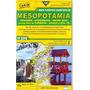 Mapa Turistico Carretero De Mesopotamia -