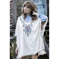 Poncho Mujer Sweet Arco Oficial