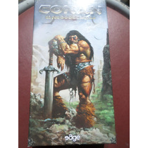 Conan El Juego De Cartas Rol Robert Howard Edge 2 A 4 Jug