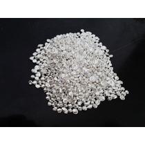 Prata Pura Eletrolítica 999+ Granulada - 500 Gramas