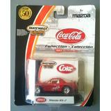 Matchbox Coleccionables - Coca-cola Colección 1993 Mazda Rx