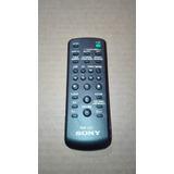 Control Remoto Audio Minicomponente Modular Sony Usb