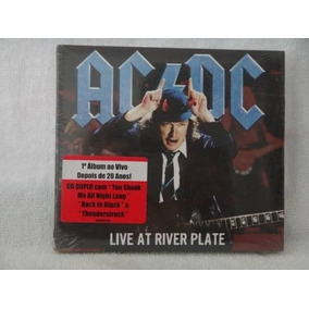 Acdc - Live At River Plate Cd Duplo Lacrado