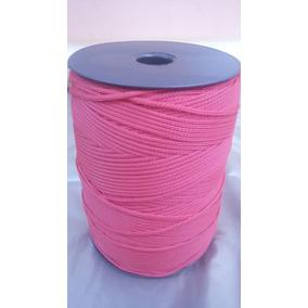 Corda/cordão 3mm Vermelho 450 Mts/aprox Ideal Para Roupas