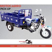 Motocarro Nuevo Trabajo Carga Pick-up Calidad Económico