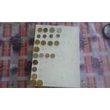 Monedas Viejas Del Año 1946 A 1989