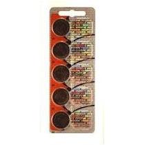 05 Bateria Cr2025 - Maxell - Made In Japan - Frete R$ 7,00