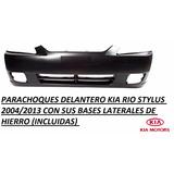 Parachoques Delantero Kia Rio Stylus 2004 Hasta 2013