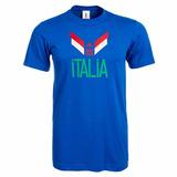 Remera adidas Italia Xl Original Brasil 2014 Original