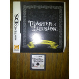 Juegos Ds, Dsi, 3ds Master Of Illusion Con Manual