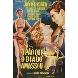 Dvd Filme Nacional - O Pão Que O Diabo Amassou (1957)