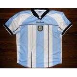 Camiseta Selección Argentina 2001 Reebok