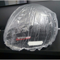 Capa Protetora Capacete De Plástico - 01 Unidade