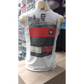Camiseta Regata Surf Varias Marcas Kit C  5 Pçs Frete Grátis 8087a619ec1