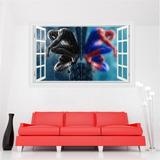 Vinilo Decorativo 3d, Spiderman, Sticker