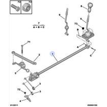 Reparo Do Trambulador Peugeot 206 207 1.0/1.4/1.6 Paralelo