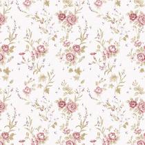 Adesivo De Parede Lavável Floral Textura Ramos 3,10 X 0,58