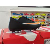 Chuteira Campo Nike Mercurial Infantil