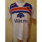 Camiseta Fútbol Tigre Kappa 2012 2013 Suplente Macro T. L