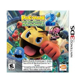 Pac-man And The Ghostly Adventures 2 3ds Física | Playgorila