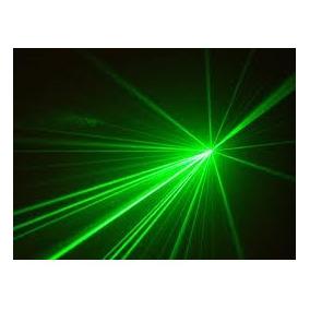 Rayo Laser Via G Profesional Con Entrada Dmx Y Audioritmico