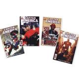 Pack Comics Capitan America Panini X 4 Random Comics