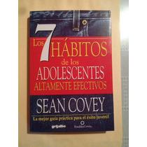 Libro Los 7 Hábitos De Los Adolecentes Altamente Efectivos