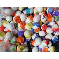 Cáscaras De Huevo Con Harina Y Confeti