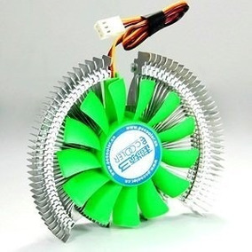 Ventilador Disipador De Video Fan Cooler Cosmos Nvidia Y Ati